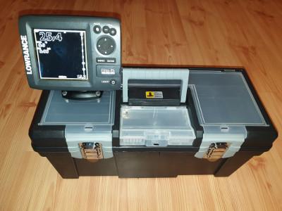Эхолот Lowrance Mark-5x Pro</br>10 EUR / с пятницы до понедельника